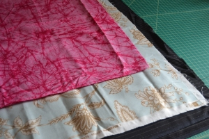 "Standard width fabrics - 45"", 54"" and 60"""