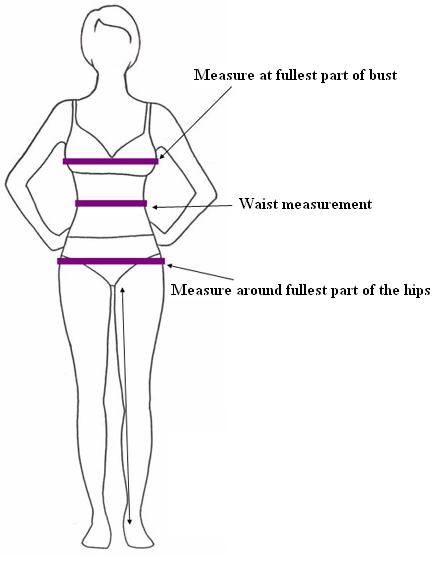 dress-measurement